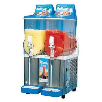 Two bin Frushee Machine for any party. Margarita's, Daiquiri's, Pina Colda's with or without...
