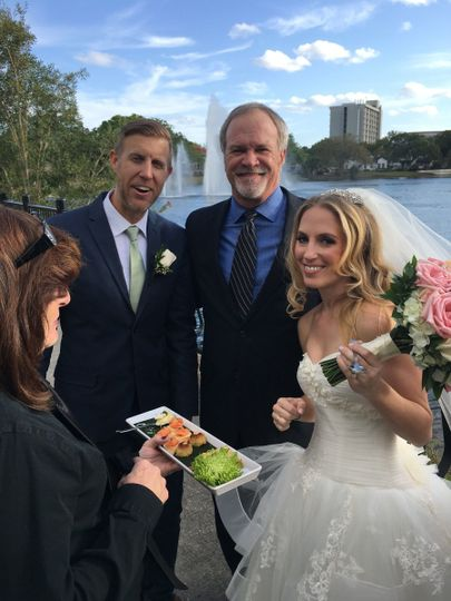 The second wedding of twins