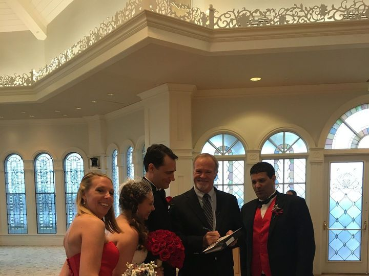 Tmx 1523455111 Aea7768f4a0ceec1 1467428036980 Image Clermont, FL wedding officiant