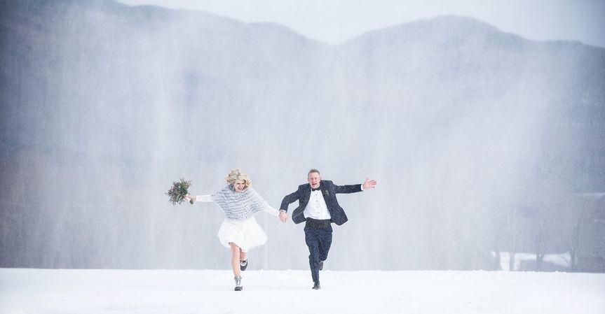 Vermont Winter Wedding
