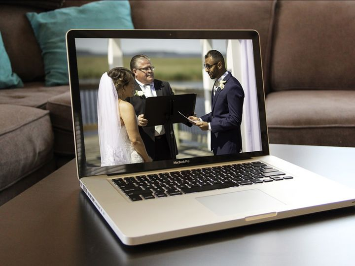 Tmx Macbook Laptop Live Stream Wedding 51 614794 159296748211238 Baltimore, Maryland wedding photography
