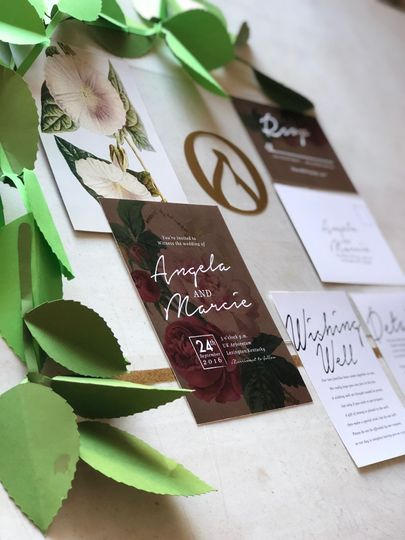 Angela + Marcie Wedding