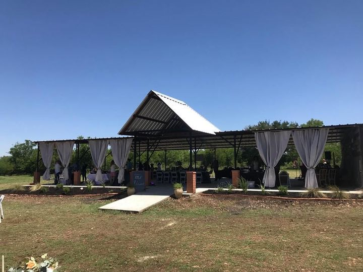 New pavilion for 50 to 300