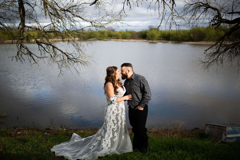 Love on the pond