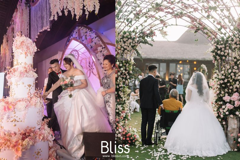 Bliss Weddings Planner Vietnam