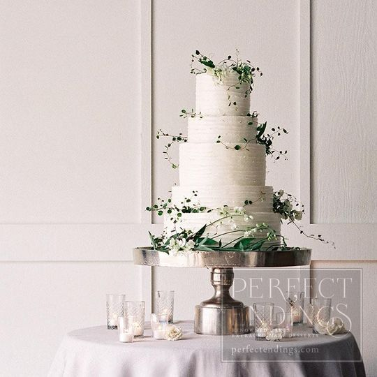 Napa Bakeries Wedding Cakes