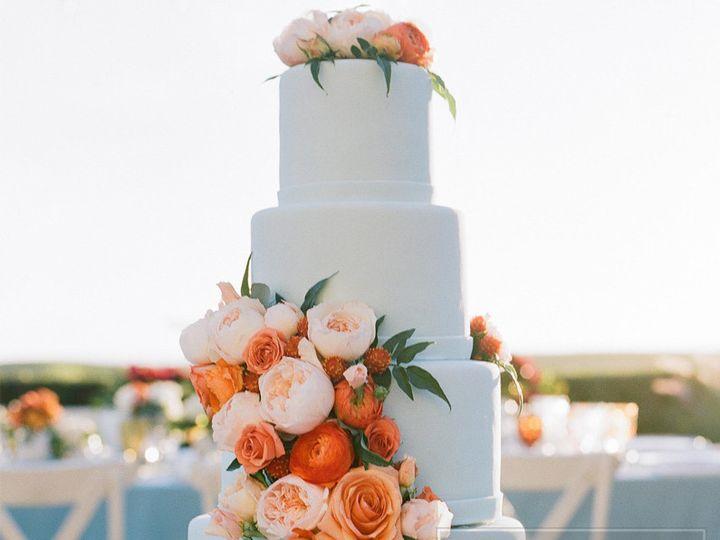 Tmx 1467260707679 Hayley Napa wedding cake