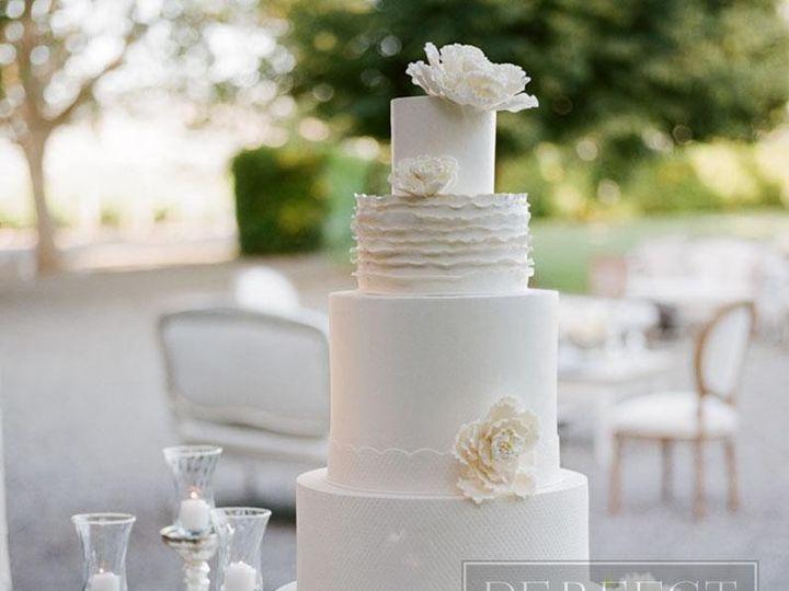 Tmx 1467260759094 Weddings Texturedrose 795px Napa wedding cake