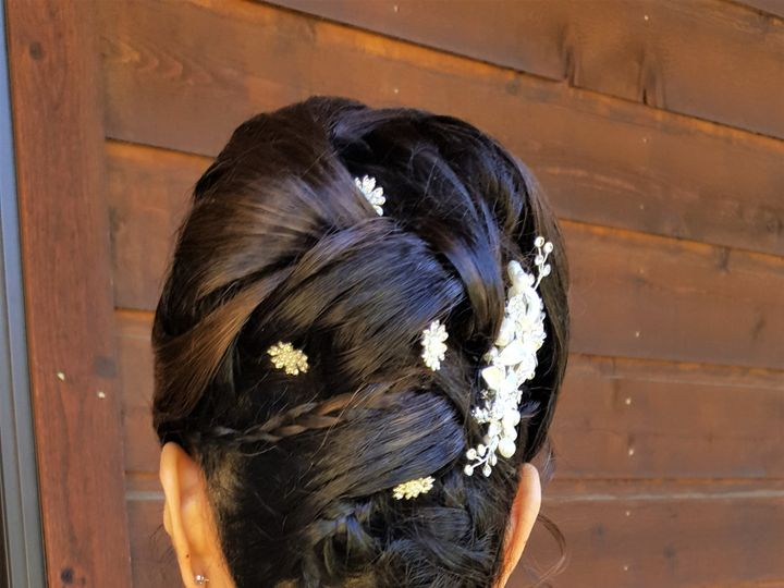 Tmx Short Hair Updo Black Canyon Back 51 36794 1572729425 Longmont, CO wedding beauty