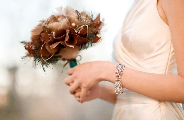 Let her know how much she means to you on your big day...it's a big day for her too.  Charm...