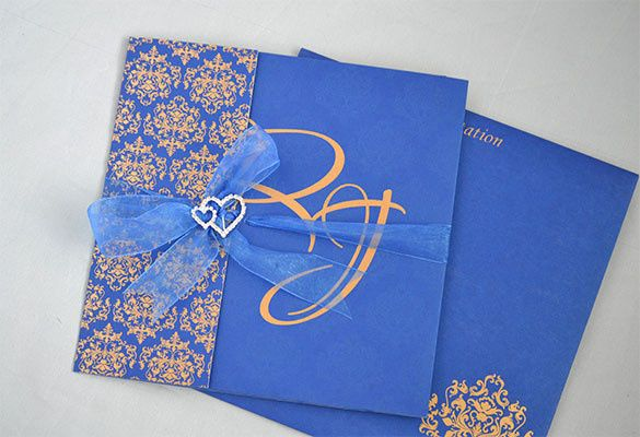 Vintage wedding invitations. Customizing the invitations in your color, theme and more details...