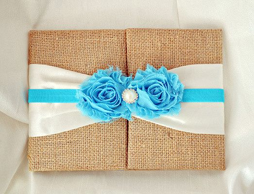Rustic, burlap theme invitations. Customizing the invitations in your color, theme and more details...
