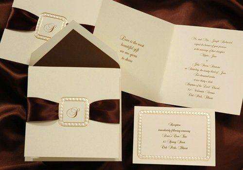 Tmx 1311713487737 E71MC Monrovia wedding invitation
