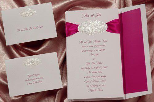 Tmx 1311713502120 E5743RY Monrovia wedding invitation