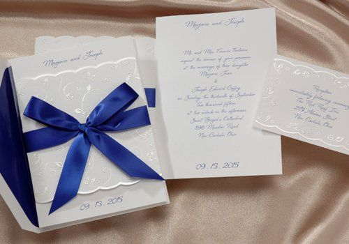 Tmx 1311713558748 E861SP Monrovia wedding invitation