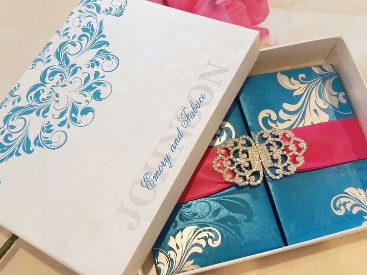 Tmx 1456183182066 20151231174458 Monrovia wedding invitation