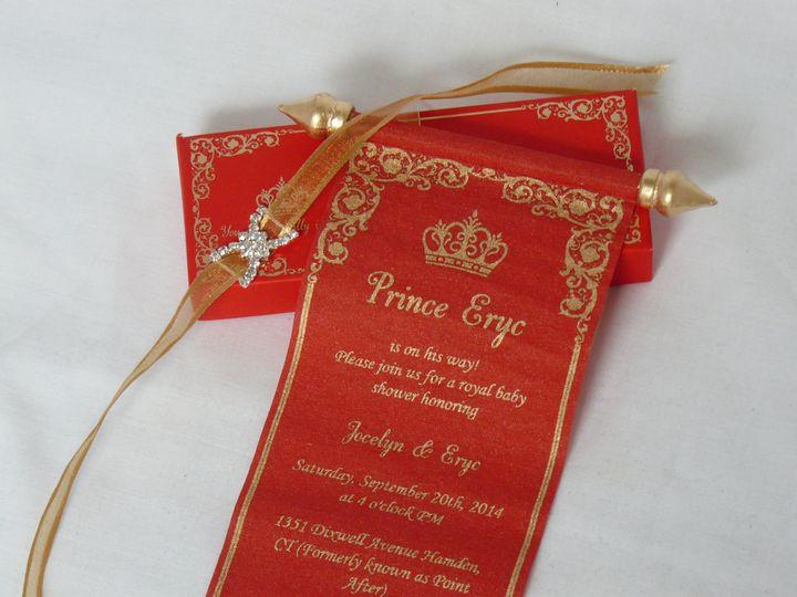 Tmx 1456184318036 Ilfullxfull.64605555252hf Monrovia wedding invitation