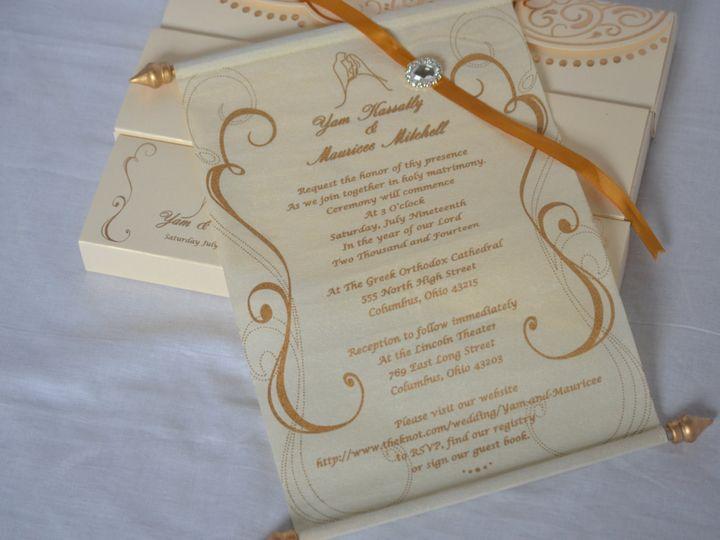 Tmx 1456184356571 Ilfullxfull.605457878qr5k Monrovia wedding invitation
