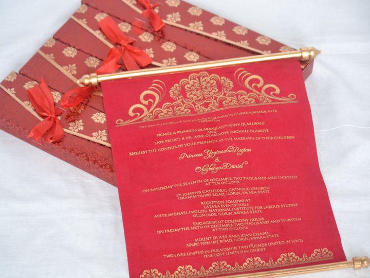 Tmx 1456184371577 Ilfullxfull.611226323gwr9 Monrovia wedding invitation
