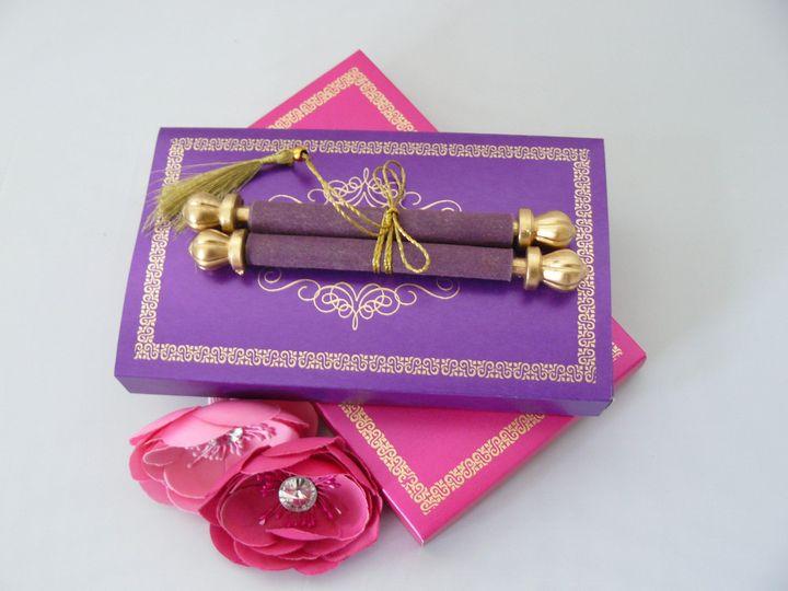 Tmx 1456184457817 P1070655 Monrovia wedding invitation