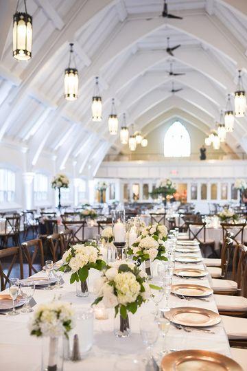 Romantic, Classic Wedding