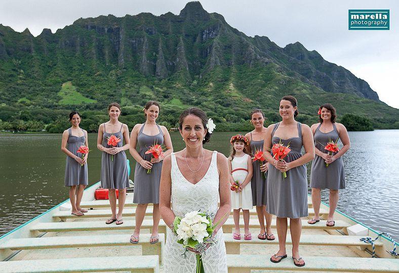 Hawaii photography wedding