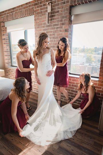 Bridesmaid_McNair Photographic