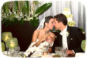 Weddings by Aixa and Arthur at Belmar Studio