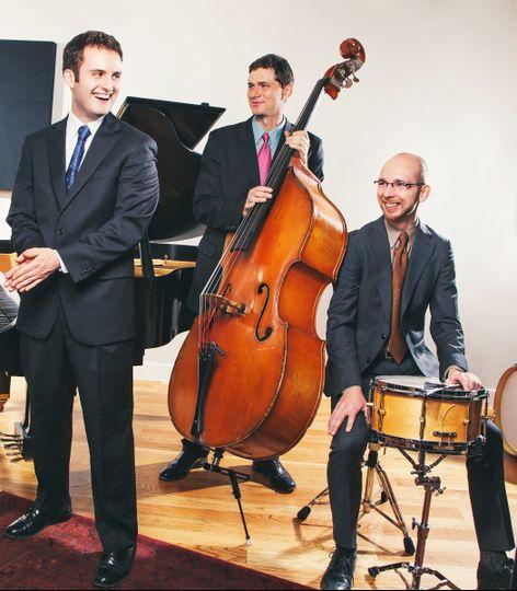 Wedding Jazz Bands: Nightingale Jazz Band