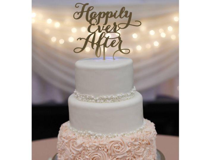 Tmx 1442687525103 Wedding 2 Dubuque wedding cake