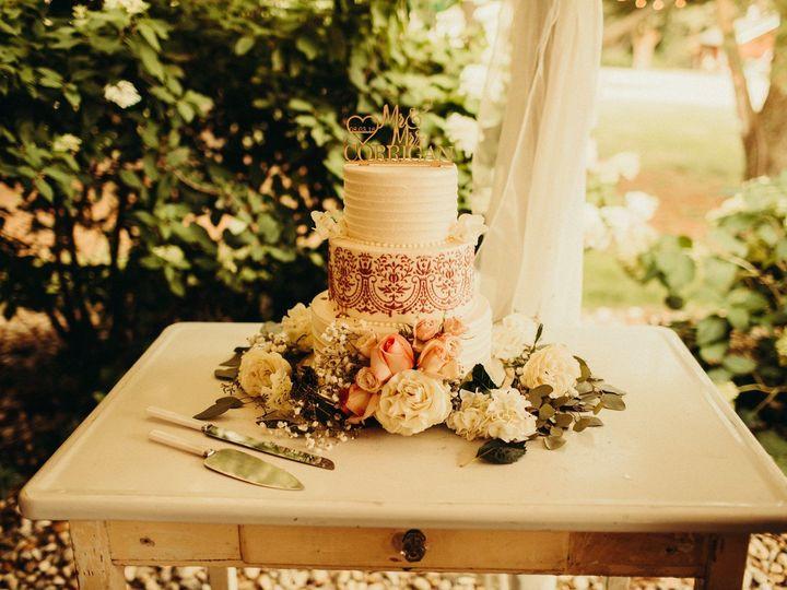 Tmx 1539207542 F522dcae0bf94d52 1539207541 E40378839111033a 1539207906095 1 2018 Wedding Cake  Dubuque wedding cake
