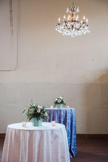 The Chandelier Room
