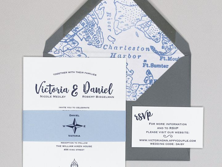 Tmx Victoriaweddingpic 51 1010894 V1 Brooklyn wedding invitation