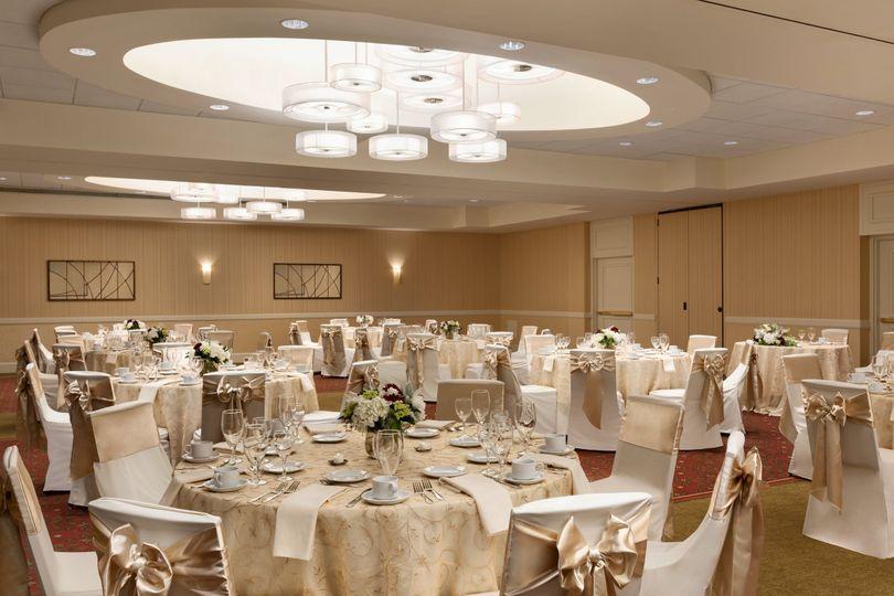 Embassy Suites Boston/Waltham - Venue - Waltham, MA - WeddingWire