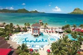 sandals poolth
