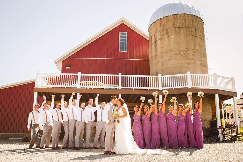 The J Weaver Barn