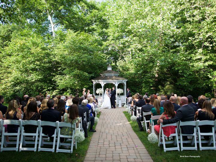 Tmx 1441809297772 Grain House Gazebo By Brad Ross Photography Basking Ridge, NJ wedding venue