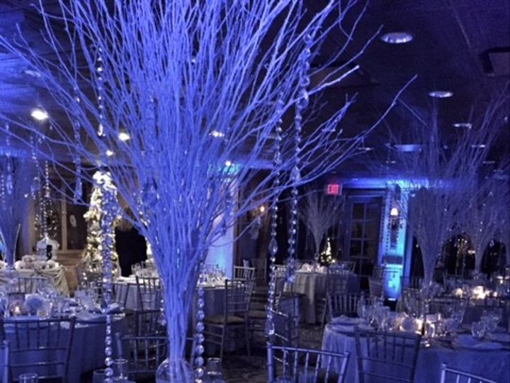 Tmx 1441809369689 Winter Wedding In The Hunt Room At The Grain House Basking Ridge, NJ wedding venue