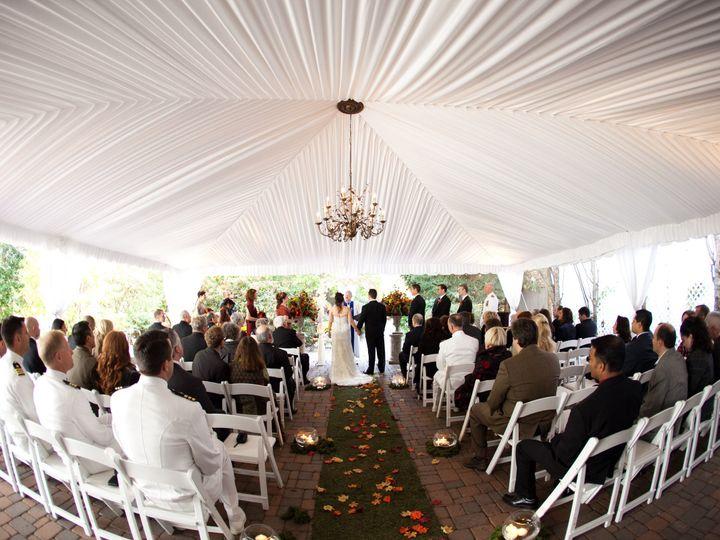 Tmx 1490469350116 Grain House Tented Patio Ceremony Basking Ridge, NJ wedding venue