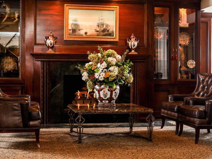 Tmx 1490470124128 Olde Mill Inn Lobby Basking Ridge, NJ wedding venue