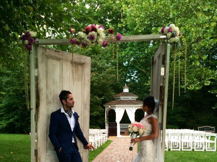 Tmx 1494351437492 Grain House Bride Doors Basking Ridge, NJ wedding venue