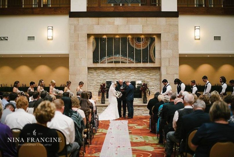 Great Room Ceremony
