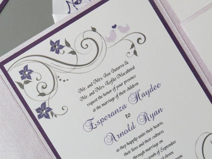 Tmx 1358198936002 IMG0080 Roseland wedding invitation