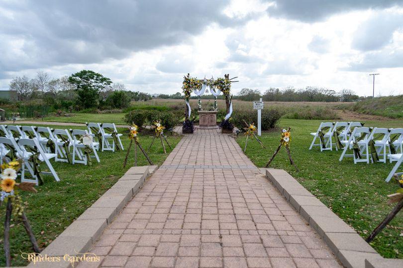 Wishing Well Ceremony