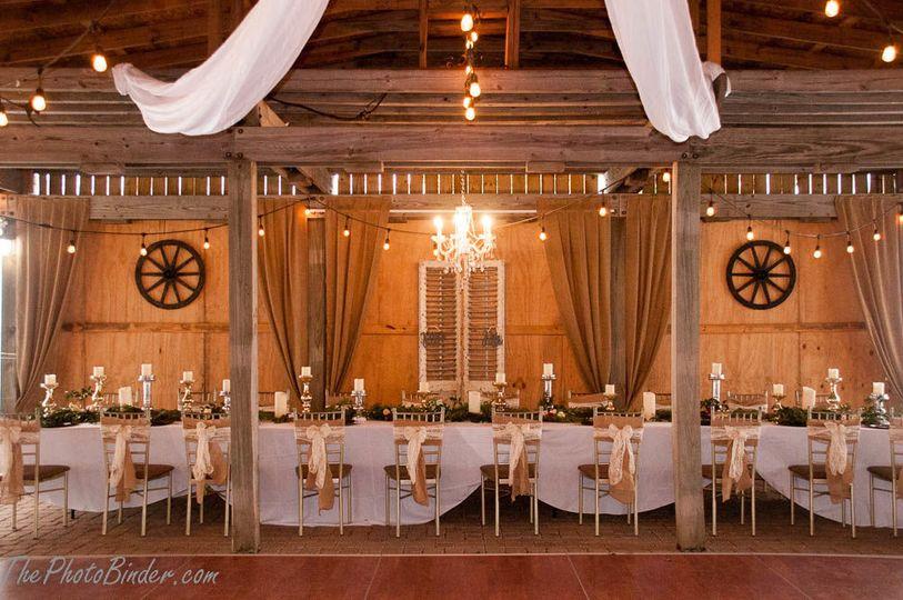 Open Barn Kings Table