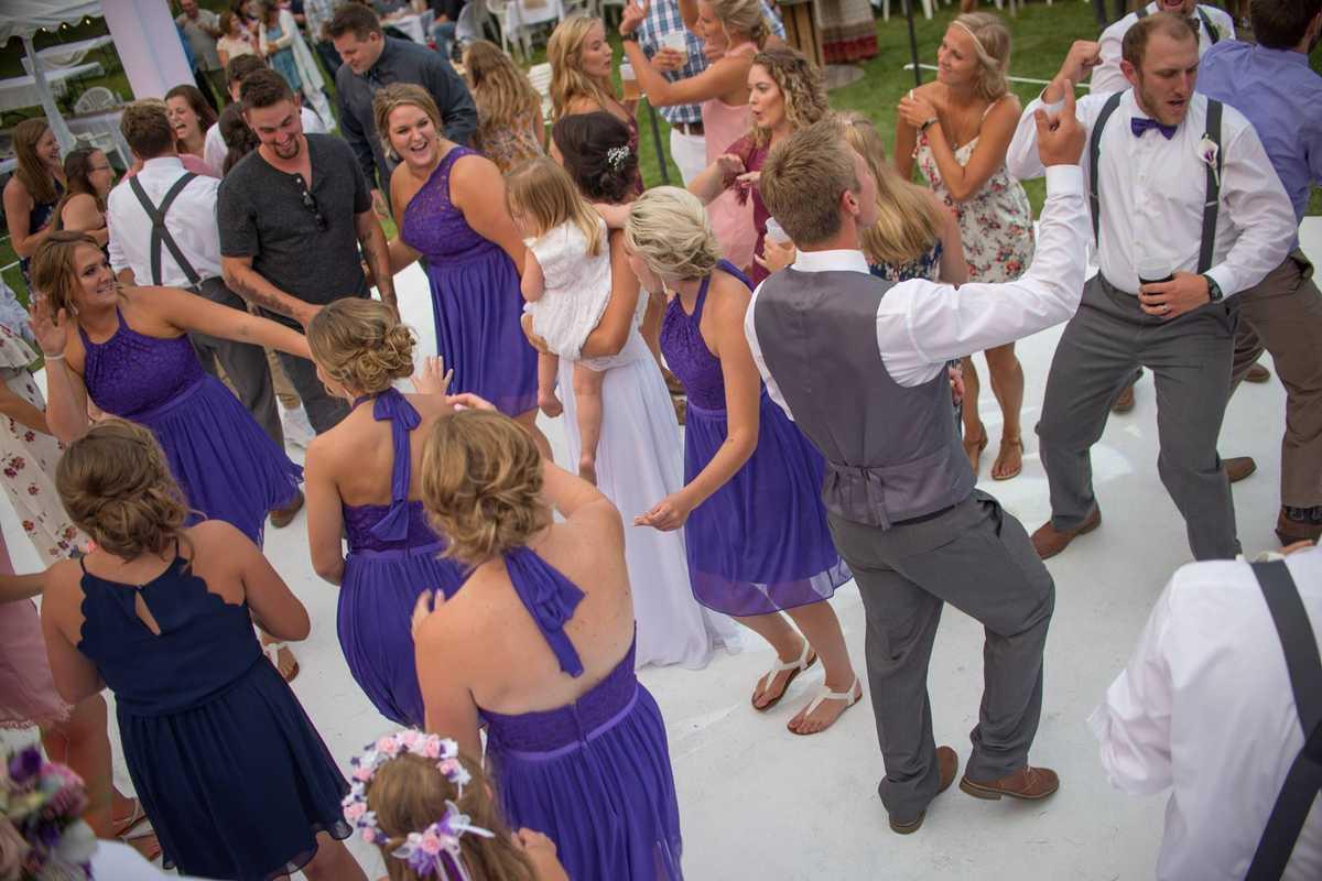 Sound Engagement Premier Wedding DJ