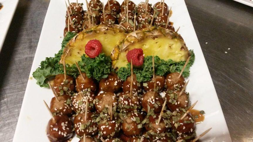 Teriyaki Meatballs (Favorite)