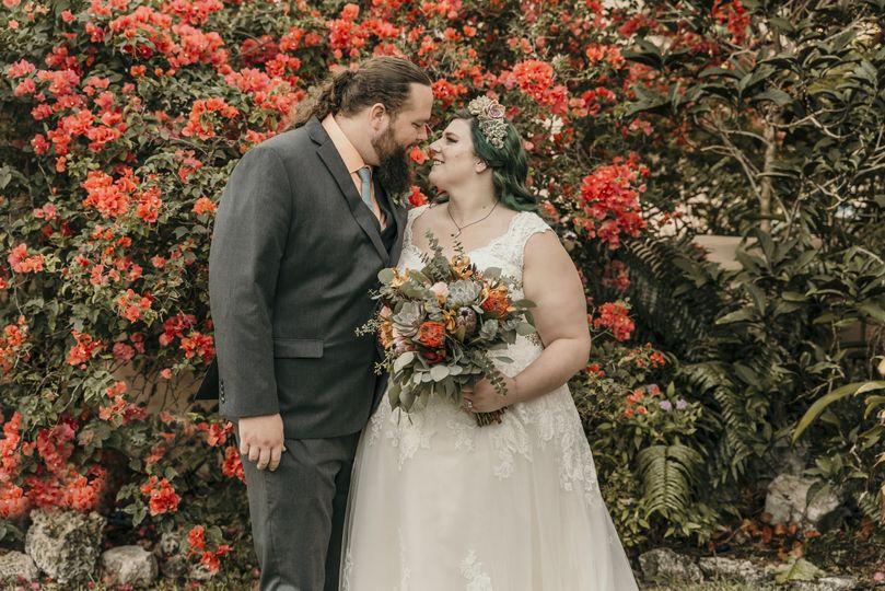 Angela & Erik Wedding