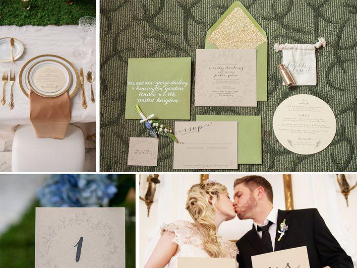 Tmx 1417314217249 Peterpancase Winter Haven wedding invitation
