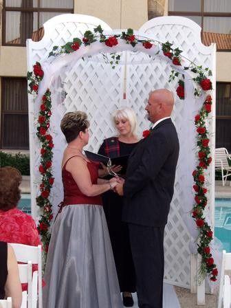 booker wedding
